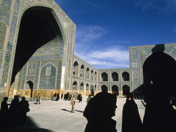 masjid Iran