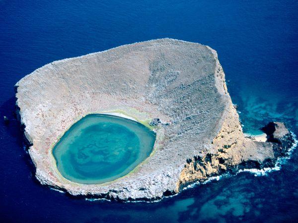 laguna galapagos