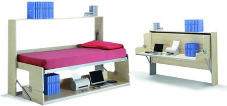 computer bed