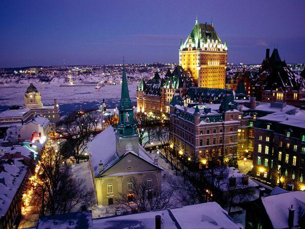 Kota Kuno Quebec