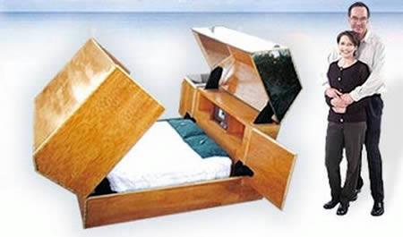 quantum bed