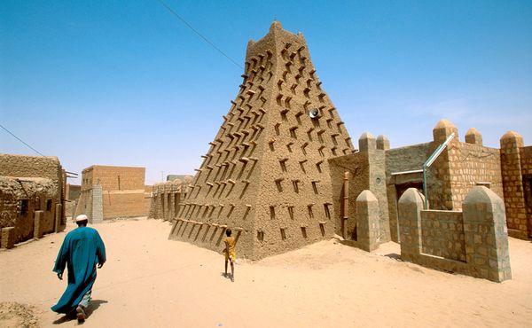 Masjid Timbuktu